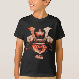 Samurai Cat T-Shirt