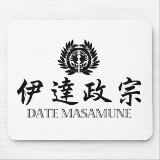 SAMURAI Date Masamune Mouse Pad