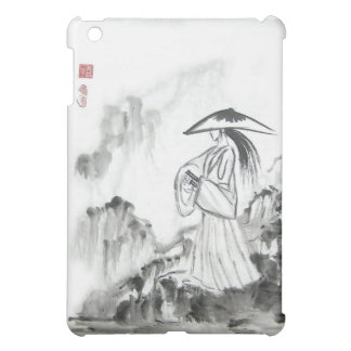 Samurai Drawing Sword iPad Mini Case