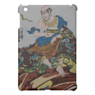 Samurai Eating iPad Mini Cover