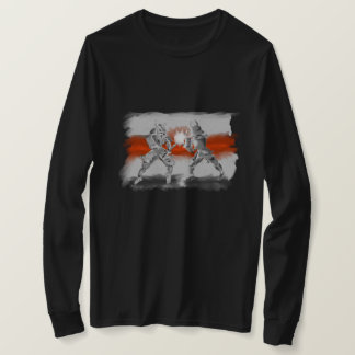 Samurai fight long sleeve T-Shirt