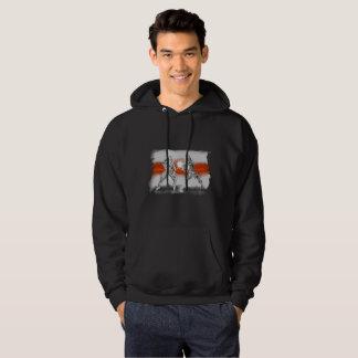 Samurai fight sweatshirt