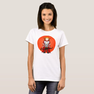 Samurai Girl T-Shirt