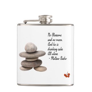Samurai Hip Flask