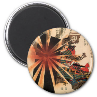 Samurai I Magnets