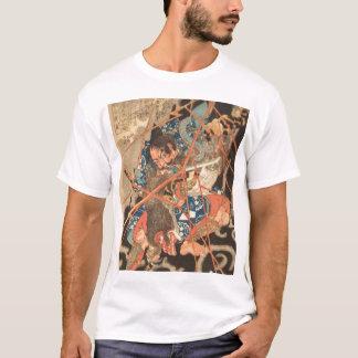 Samurai in Battle T-Shirt