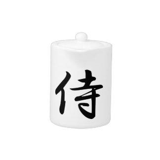 Samurai Kanji Symbol