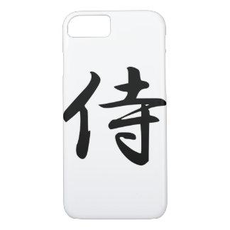 Samurai Kanji Symbol iPhone 8/7 Case
