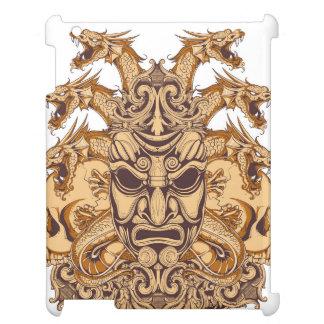 Samurai Mask iPad/iPad Mini, iPad Air Case