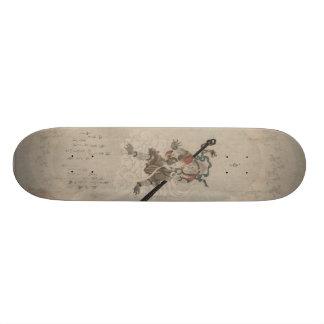 Samurai Monkey Board Skate Deck