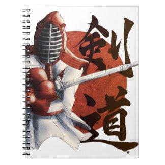 samurai notebooks