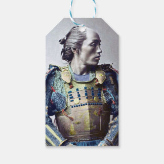 Samurai Pack Of Gift Tags