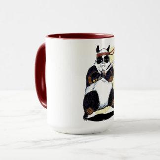 Samurai Panda Mug