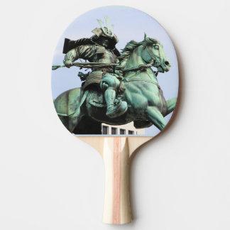 samurai ping pong paddle