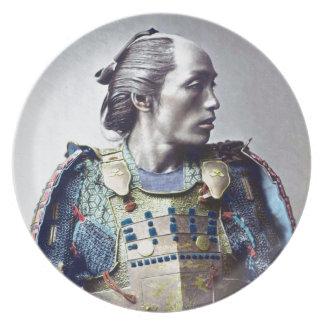 Samurai Plate
