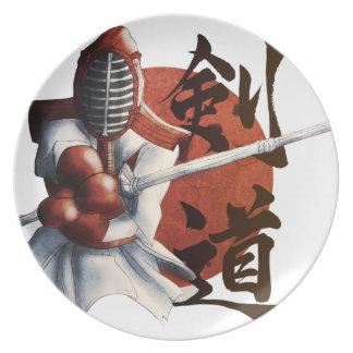 samurai plates