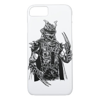 Samurai Punk Glossy Phone Case