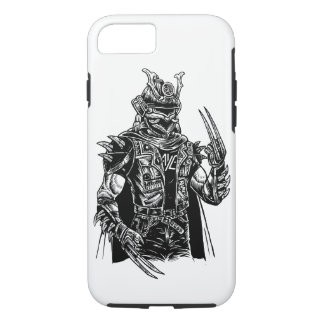 Samurai Punk Tough Phone Case