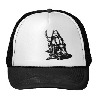 Samurai Sam take 2 Trucker Hat