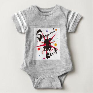 Samurai Seoul Baby Bodysuit