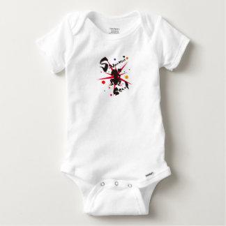 Samurai Seoul Baby Onesie