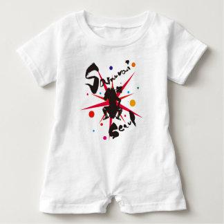 Samurai Seoul Baby Romper