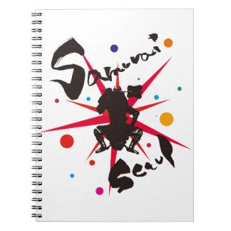 Samurai Seoul Notebooks