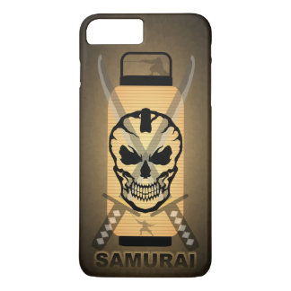 Samurai Skull, Katana, Chouchin and Dokuro iPhone 8 Plus/7 Plus Case