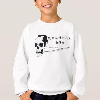 Samurai Skull Sweatshirt
