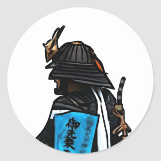 Samurai Sticker