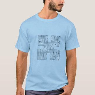 Samurai Sudoku T-Shirt