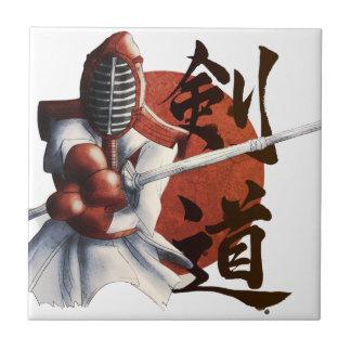 samurai tile