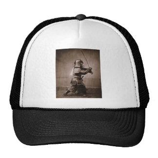 Samurai Trucker Hat