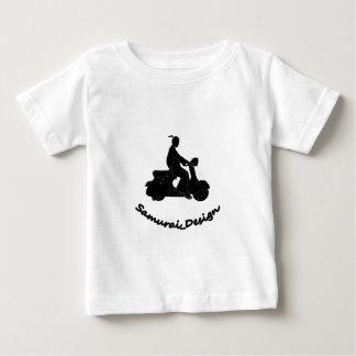 Samurai Vespa Baby T-Shirt