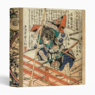 Samurai VIII Vinyl Binder
