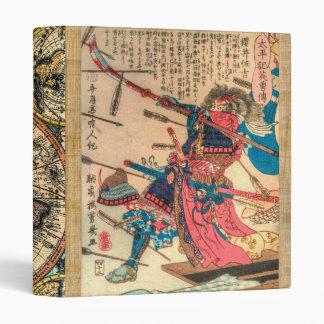Samurai VIIII Vinyl Binder