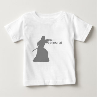 Samurai Warrior Baby T-Shirt