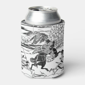 Samurai Warrior Can Cooler