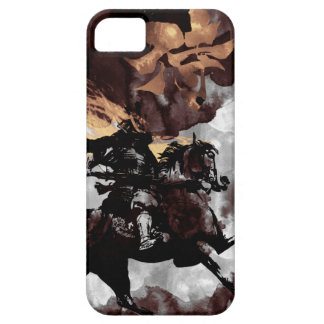 Samurai Warrior Case For The iPhone 5