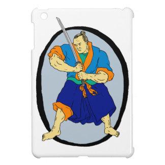 Samurai Warrior Katana Enso Case For The iPad Mini