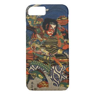 Samurai Warriors Battle 1819 iPhone 8/7 Case