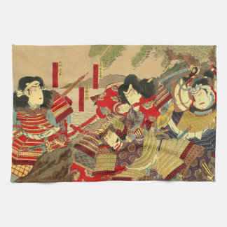 samurais kitchen towel