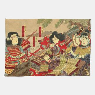 samurais towels