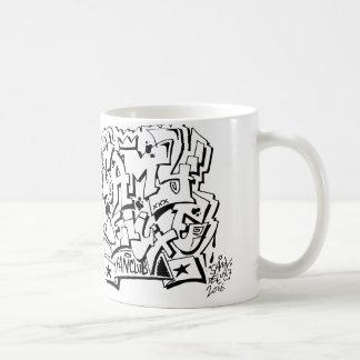 Samy Deluxe fan club cup