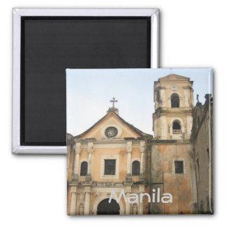 San Agostin church Fridge Magnet