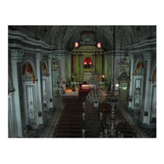 San Agostin Postcard