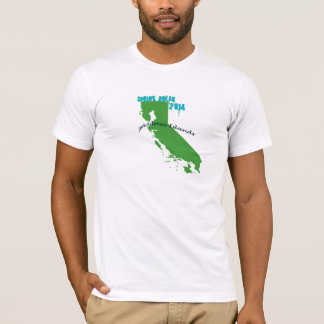 San Andreas Islands T-Shirt