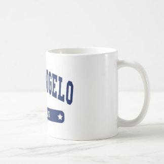 San Angelo Texas College Style tee shirts Coffee Mug