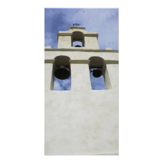 San Antonio Mission Photo Card Template