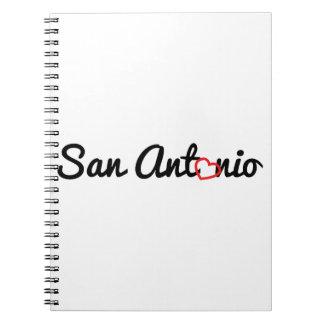San Antonio Note Books